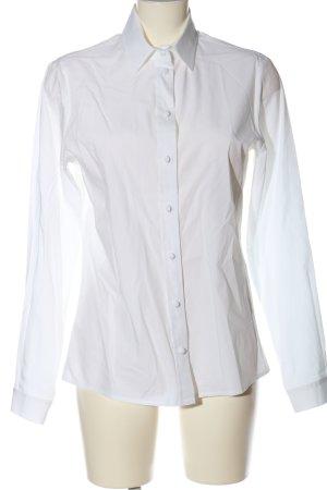 Bally Camicia a maniche lunghe bianco stile professionale