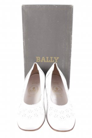 Bally Trotteur weiß Casual-Look