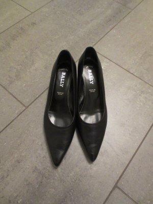 Bally Escarpins noir cuir