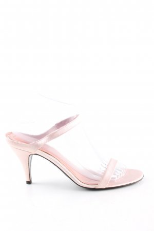 Bally Strapped pumps pink elegant