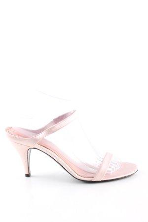 Bally Riemchenpumps pink Elegant