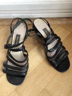BALLY Sandalen in schwarz