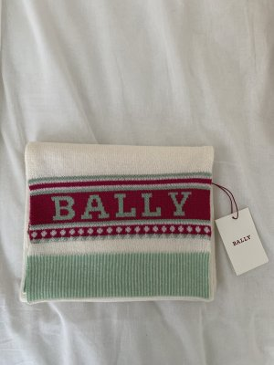 Bally Bufanda de lana multicolor Lana