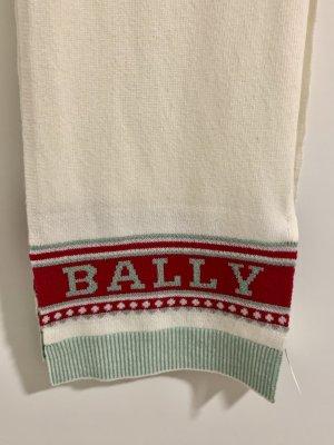 Bally Woolen Scarf multicolored wool