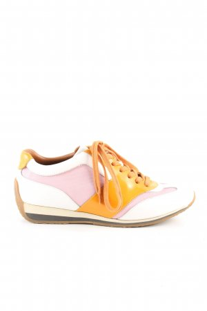 Bally Lace-Up Sneaker multicolored casual look