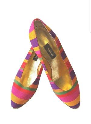 Bally Schuhe Gr 39