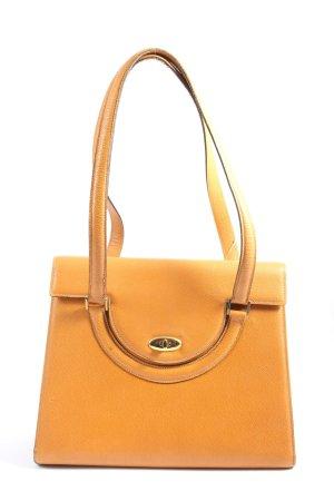Bally Sac porté épaule orange clair style décontracté