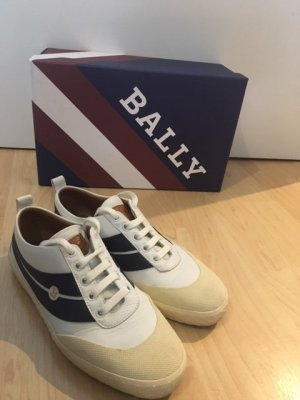 Bally Basket à lacet multicolore