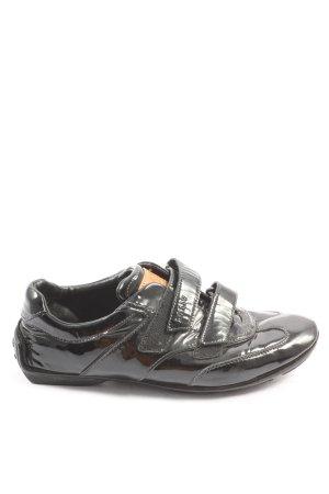 Bally Hook-and-loop fastener Sneakers black casual look