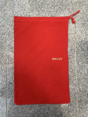 Bally Pouch Bag red