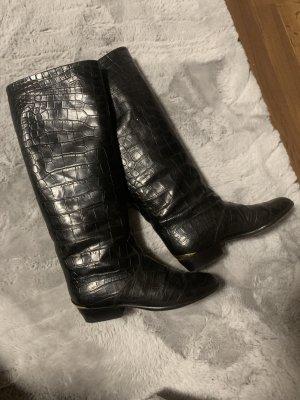 Bally Botas elásticas negro