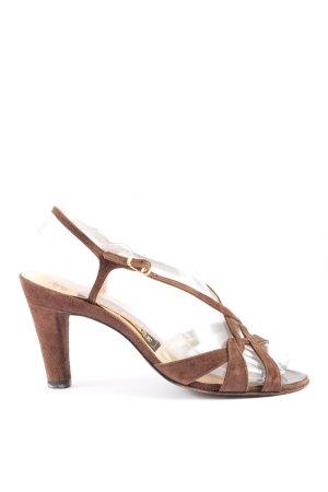 BALLY SUISSE High Heel Sandaletten