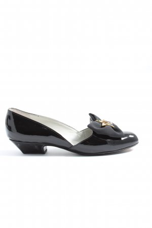 BALLY SUISSE Loafers black casual look