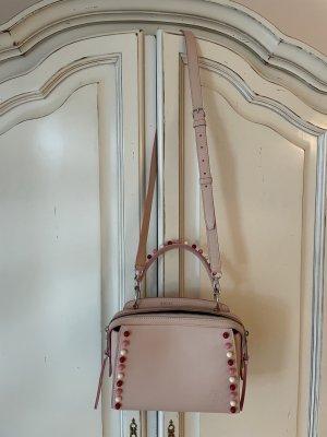 Bally Tasche aus rosafarbenem Leder
