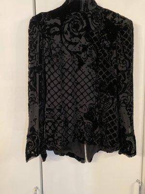 Balmain for H&M Blouse en dentelle noir