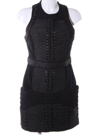 Balmain for H&M Robe courte noir élégant