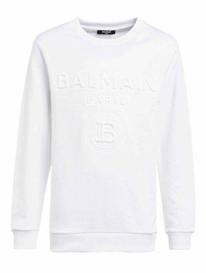 Balmain Pullover Sweatshirt Gucci