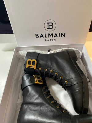 Balmain Rangerboots / Motorradboots