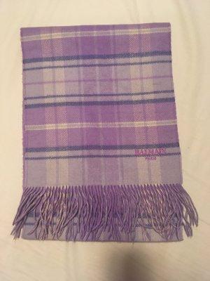 Balmain Écharpe en laine violet