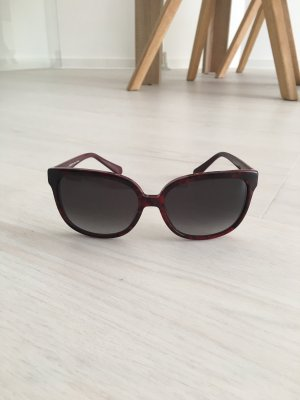 Balmain Butterfly Glasses bordeaux