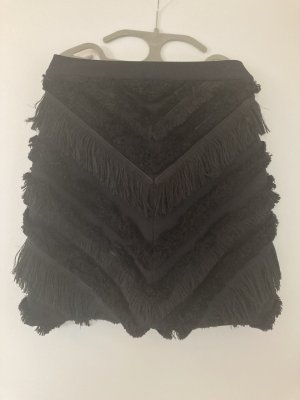 Balmain Miniskirt black