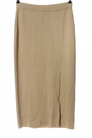 balou Knitted Skirt cream elegant