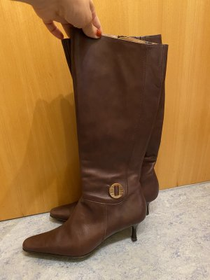 Baltarini Heel Boots brown