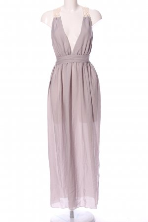 Baluoke Evening Dress pink-nude extravagant style