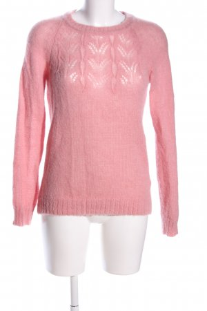 BALZAC paris Strickpullover pink Casual-Look