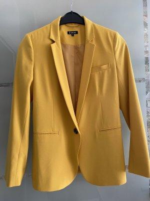 Jones Klassischer Blazer giallo-oro