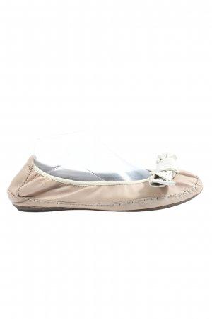Bama Classic Ballet Flats natural white casual look
