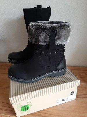 Bama Stivaletto invernale nero