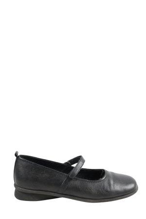 Bama Zapatos Mary Jane negro look casual