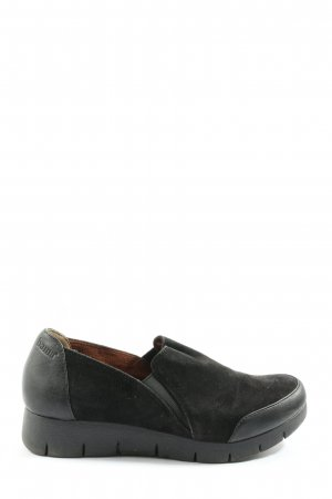 Bama Slip-on Shoes black casual look