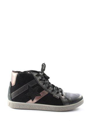 Bama Sneaker stringata multicolore stile casual