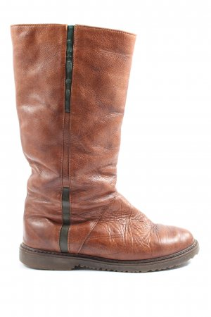 Bama Jackboots brown casual look