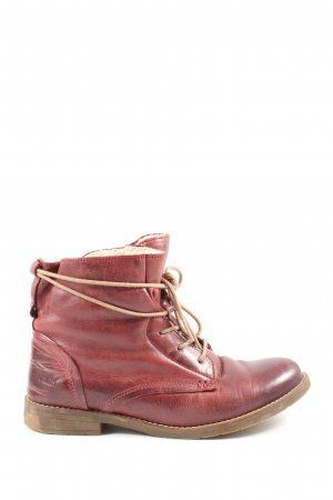 Bama Slouch Stiefeletten braun Casual-Look