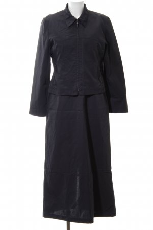 Bamboo Woven Twin Set black business style
