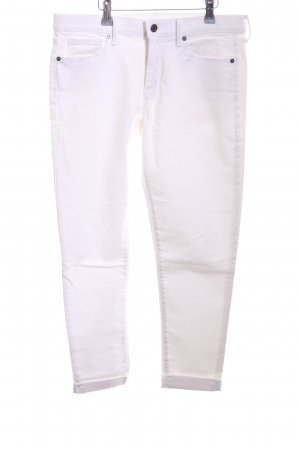 Banana Republic 3/4-jeans wit casual uitstraling
