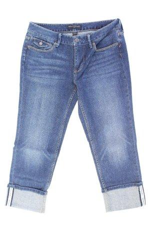 Banana Republic Jeans 7/8 bleu-bleu fluo-bleu foncé-bleu azur coton