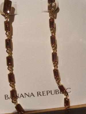 Banana Republic Pendant d'oreille doré