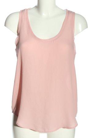 Banana Republic ärmellose Bluse pink Casual-Look