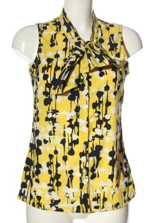 Banana Republic ärmellose Bluse abstraktes Muster Casual-Look