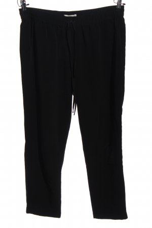 Banana Republic Baggy Pants schwarz Casual-Look