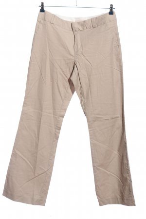 Banana Republic Baggy Pants wollweiß Casual-Look