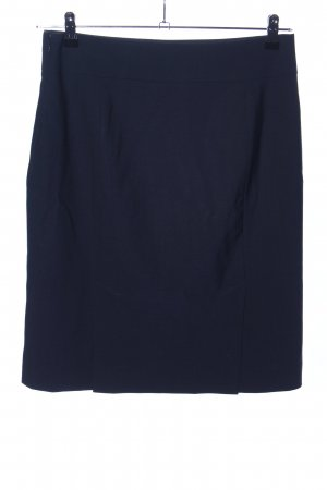 Banana Republic Bleistiftrock blau Business-Look