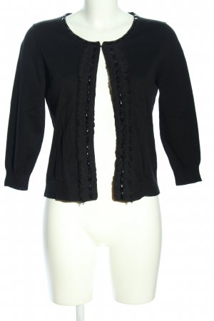 Banana Republic Bolero schwarz Casual-Look