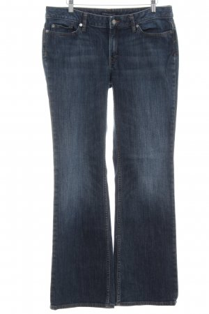 Banana Republic Boot Cut Jeans blau Casual-Look