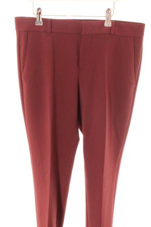 Banana Republic Pantalon à pinces rouge style d'affaires