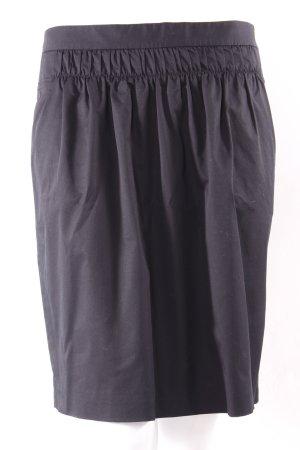 Rock & Republic Plaid Skirt black cotton